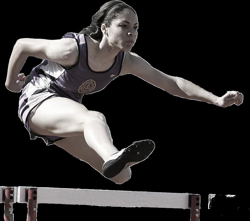 athlete female